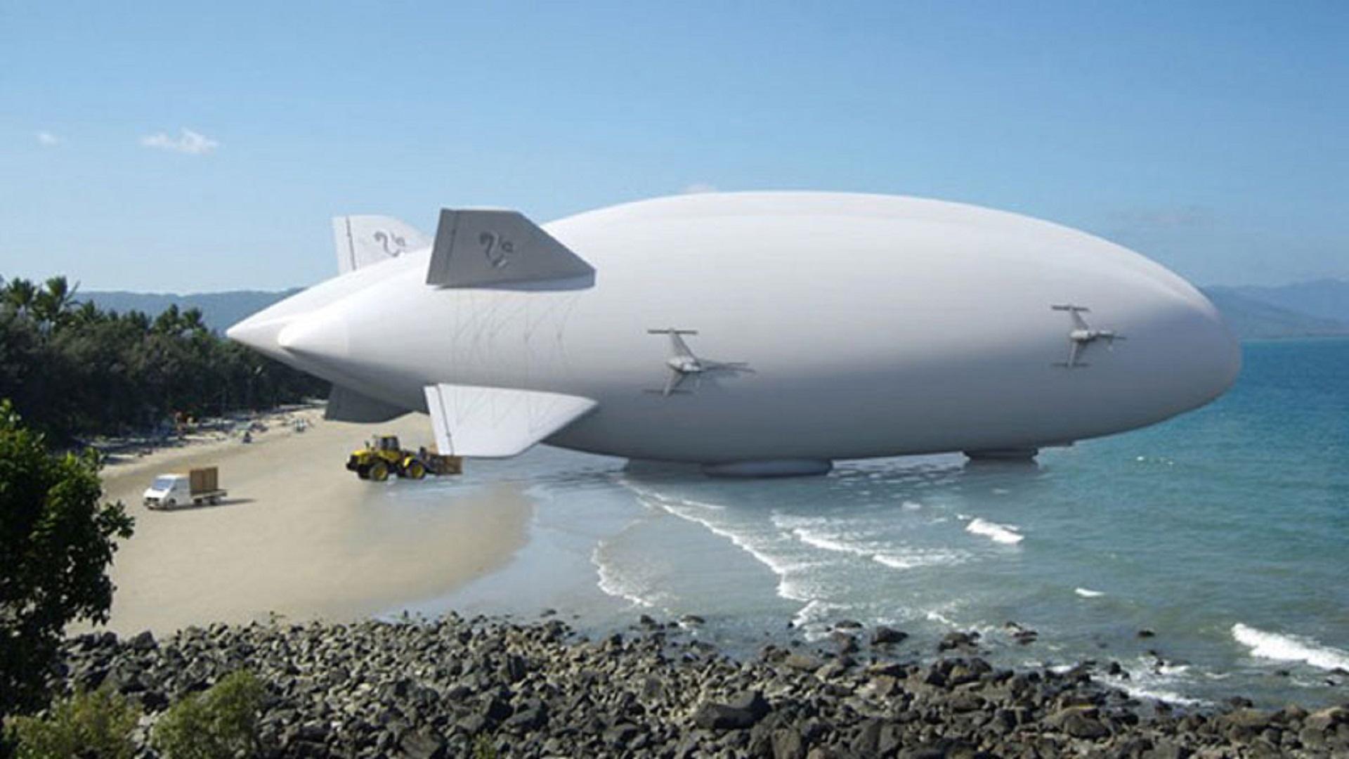 Airship_WaterBeach
